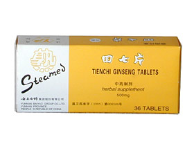 Steamed Tienchi Tablets
